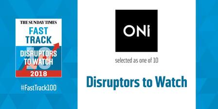 ONI Disruptor Award